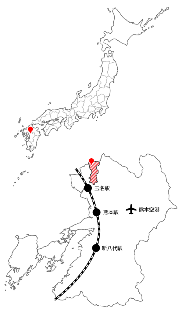 和水町マップ