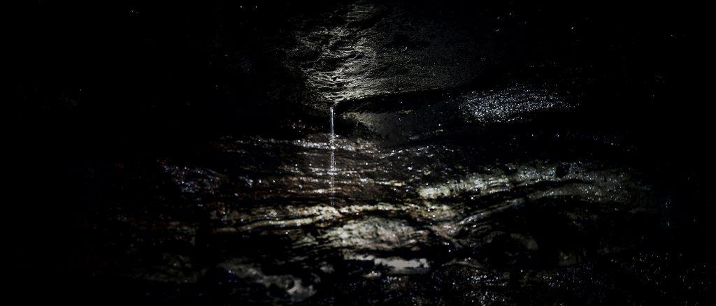 火山と水の物語