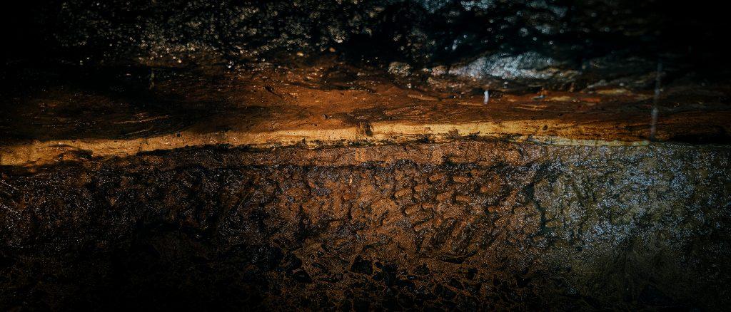 阿蘇火山堆積物