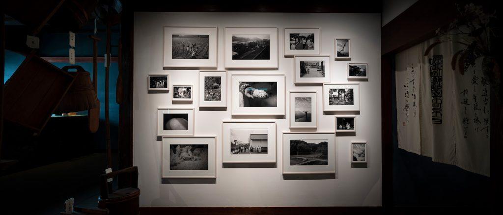写真ギャラリー展示